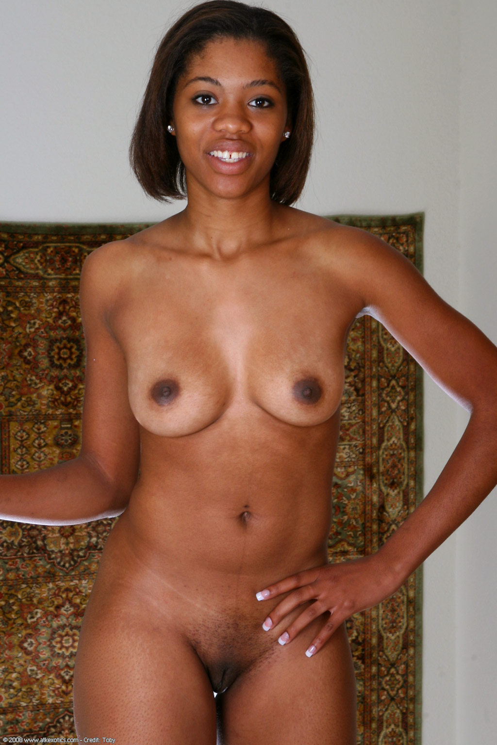 Girls nude black exotic