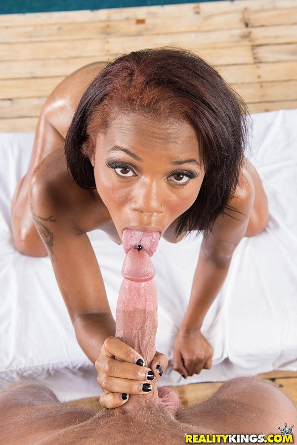 Barely Legal Ebony Teen